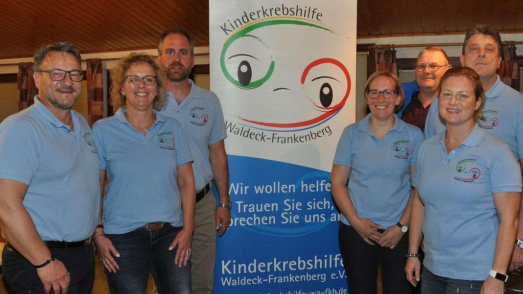 """Kinderkrebshilfe Waldeck-Frankenberg: """"Einfach an uns wenden"""""""